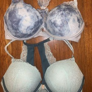 Like New Victoria's Secret PINK Bras 36E(DD)